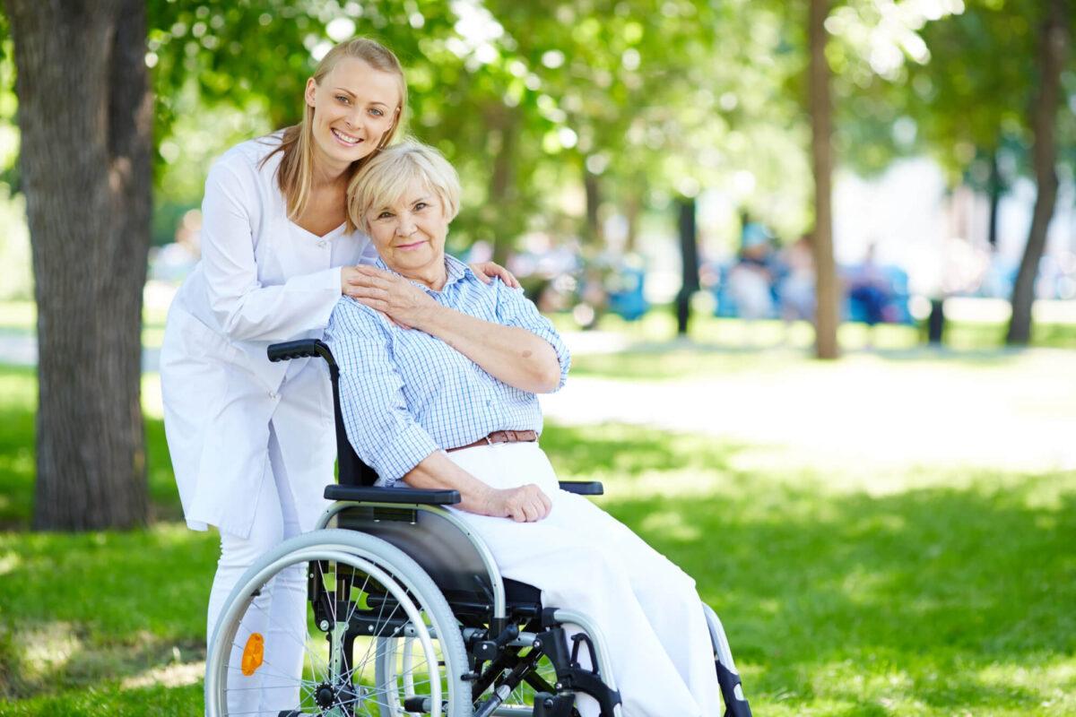 Professional Caregiver for Elderly
