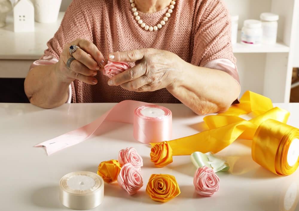 Elder Art and Craft Activities