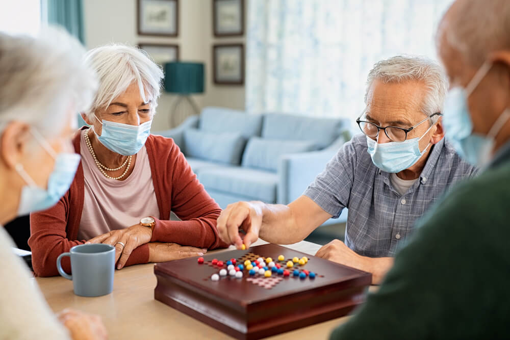 Fun Lockdown Activities for Elders to do at home