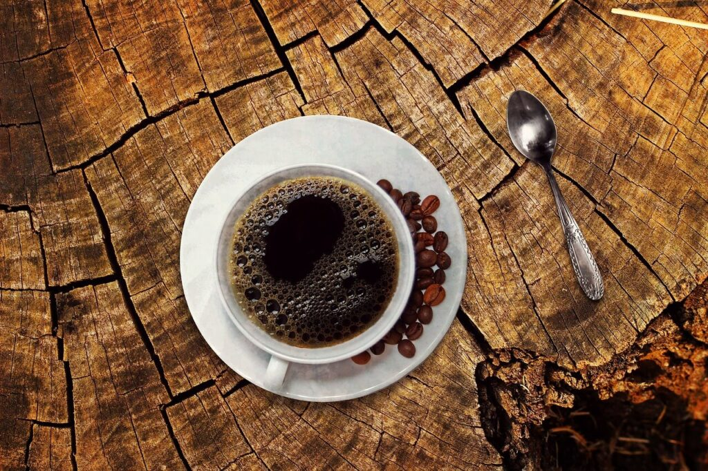 Black Coffee for Anti-Aging-care4Parents Blog