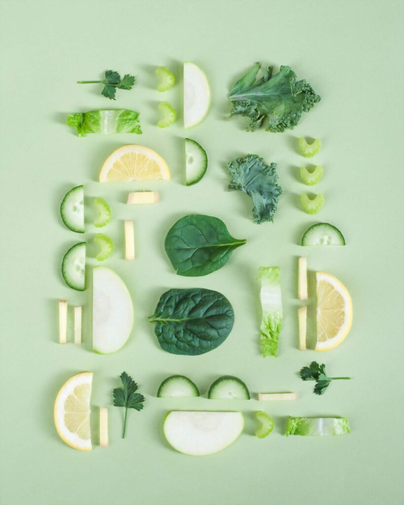 Choose Green in your meals
