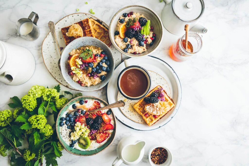 Include a healthy diet regimen