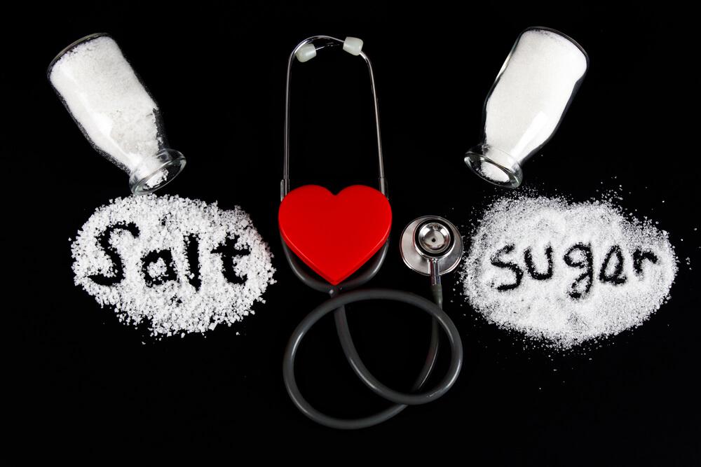 Sugar and Sodium Intake